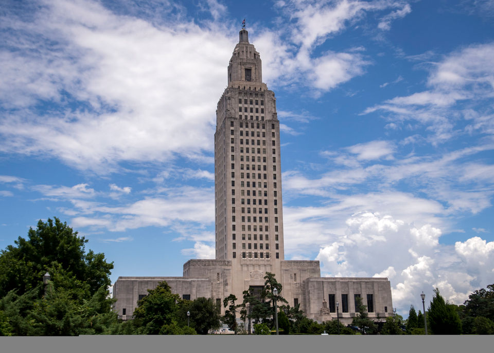 Legal dating ages in louisiana