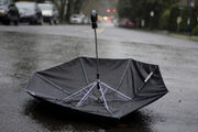Portland metro Friday weather: Wind and rain arrive mid-morning; high of 52