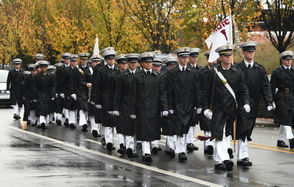 Scenes from the 71st annual Veterans Day Parade in Birmingham, Alabama. (Joe Songer | jsonger@al.com).