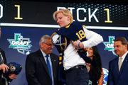 NHL Draft 2018: Buffalo Sabres select Swedish defenseman Rasmus Dahlin with No. 1 pick
