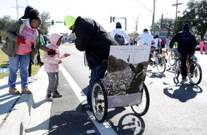 The 32 annual Martin Luther King Day parade was held Monday (Jan. 21) in Marrero.