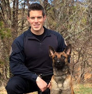 After fatal shooting of K-9 officer, Yarmouth police say 'the Massachusetts criminal justice system has let us down'