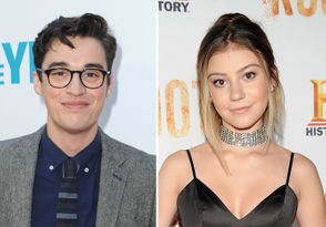 """Joey Bragg, left, and Genevieve Hannelius will star in """"Sid is Dead,"""" a new movie filming in the Syracuse area."""