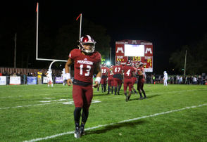 In August, the goal is the same for Michigan's 500-plus high school football teams: win all the games on their schedule. With one week left in the regular season, only 42 teams have a chance to just that before the playoffs kick off in 11- and 8-player football. That number will inevitably be whittled down in Week 9, as matchups like Dearborn Heights Crestwood vs. Grosse Ile, Grass Lake vs. Reading and Centreville vs. Cassopolis pit a pair of undefeated teams against each other. Take a look at the squads still chasing perfection, sorted by enrollment. More prep football coverage Meet the top high school quarterbacks in Michigan this season Meet the top high school running backs in Michigan this season Meet the top high school wide receivers in Michigan this season Michigan high school football playoff points after Week 8 Michigan teams on playoff bubble head into must-win Week 9 games Michigan AP high school football rankings after Week 8 Michigan's top 50 high school football teams, Week 9 2018 Michigan Football Player of the Year watch list, Week 8
