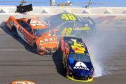 Watch all the wrecks from a wild Daytona 500 to start NASCAR season