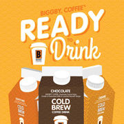 Biggby Coffee unveils trio of ready-to-drink options created with Michigan farm