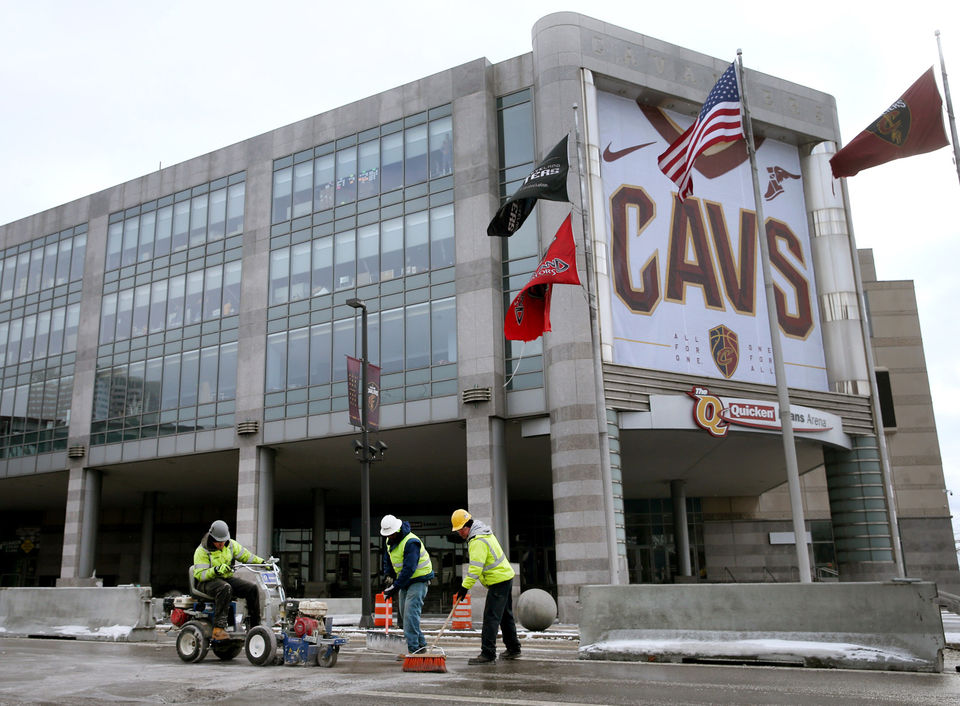 Cleveland Cavaliers vs. Atlanta Hawks live score, updates