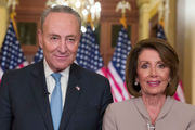 Pelosi, Schumer mocked as 'disappointed parents' in 'hostage tape' response to Trump wall speech