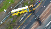 N.J. school bus driver charged with vehicular homicide in crash that killed 2