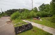 See how illegal dumping still plagues New Orleans neighborhoods