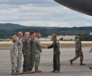 Westover Air Reserve Base economic impact dips slightly