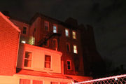 2 hurt, 20 displaced in 3-alarm apartment building fire (PHOTOS)