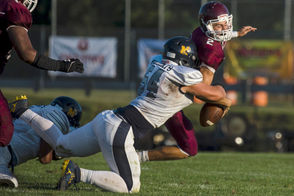 Position: Linebacker Class: Senior The lowdown: The 6-foot-2 middle linebacker and team captain led the Mattawan defense with 74 tackles (15 for loss) and eight sacks in his third year as a varsity starter.