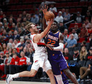 Jake Layman leads Portland Trail Blazers to 116-83 win over Phoenix Suns: Rapid Reaction