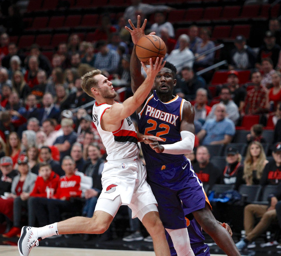 Jake Layman Leads Portland Trail Blazers To 116-83 Win