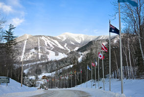 "If cross-country skiing is more your speed, try out Cascade Ski Center outside of Lake Placid (rentals available), or hit a section of the Jackrabbit Ski Trail that runs between Keene and Saranac Lake. New to skis? January is ""National Learn to Ski and Snowboard Month,"" so the perfect time to give it a shot."