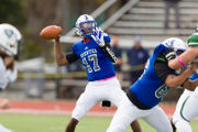 Montclair drops 51 for 2nd week in a row, routs Livingston to earn share of division title