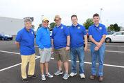 16vo aniversario del Chicopee Rotary Car Show