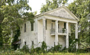 Alabama community saves 1848 lodge from collapse