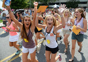 Alabama Bid Day 2018: See the photos of 1,957 women rushing to their new sororities