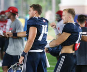 South Alabama quarterbacks 'really going to make it tough' to pick a starter