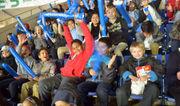 Springfield Thunderbirds school day game combines hockey, learning (photos, video)
