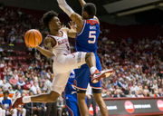 Collin Sexton taken by Cleveland Cavaliers in NBA Draft