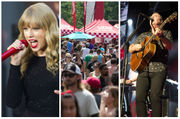 104 concerts to catch in Greater Cleveland this week: Taylor Swift, Vans Warped Tour, more