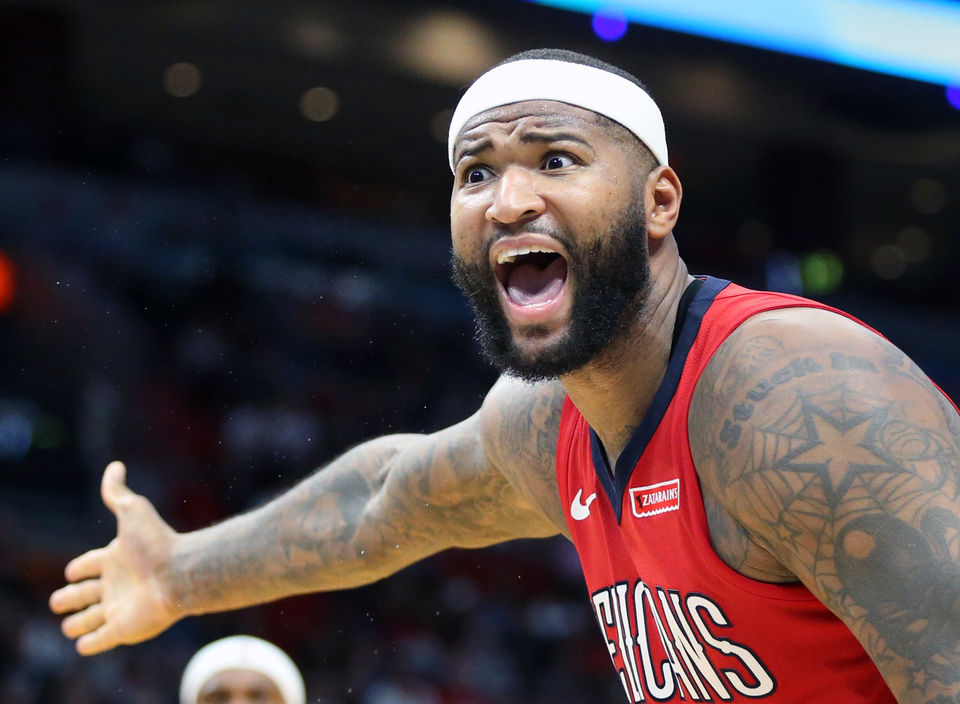 DeMarcus Cousins signs with Warriors  Fans 502e067b3
