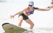 Inaugural Great Lakes Surf Festival takes to Pere Marquette Beach