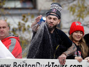 19-year-old arrested for throwing full can of beer at Alex Cora on Duck Boat during Boston Red Sox World Series parade