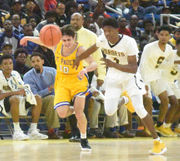 St. Paul's championship hopes fall short to Scotlandville, 63-40