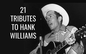 The songs all have one thing in common: They illustrate Williams' impact on other artists. The Montgomery native's influence is far-reaching. Here are 21 of the top songs about Williams: