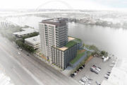 Pearl District residents seek to block proposed apartment tower over bridge, river views