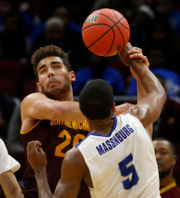 The hungry desperation of the MAC Tournament: Bill Livingston (photos)