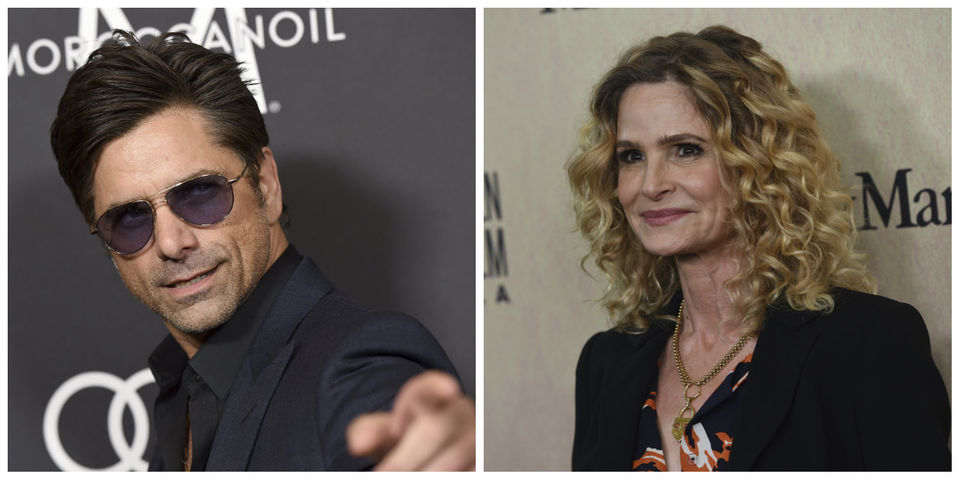 Today's famous birthdays list for August 19, 2019 includes celebrities John Stamos, Kyra Sedgwick