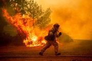 Largest wildfire in California history still growing (photos)