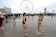 'I can't feel my freakin' toes,' and other tales from the Atlantic City Polar Bear Plunge (PHOTOS)