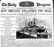 The Navy in New Orleans: Over 100 years of history, in vintage Times-Picayune photos