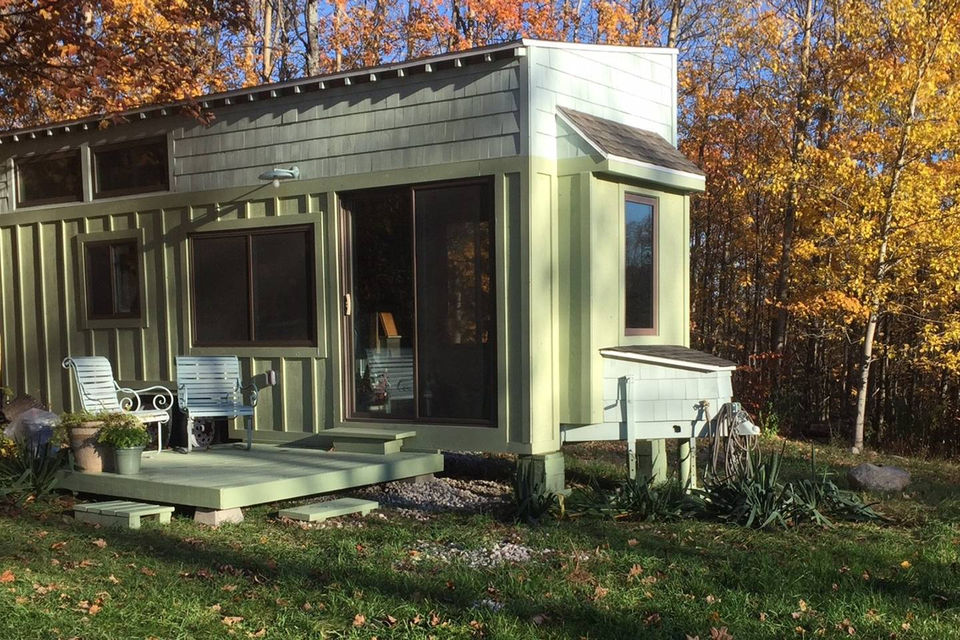 25 adorable tiny houses to rent in Michigan | MLive com