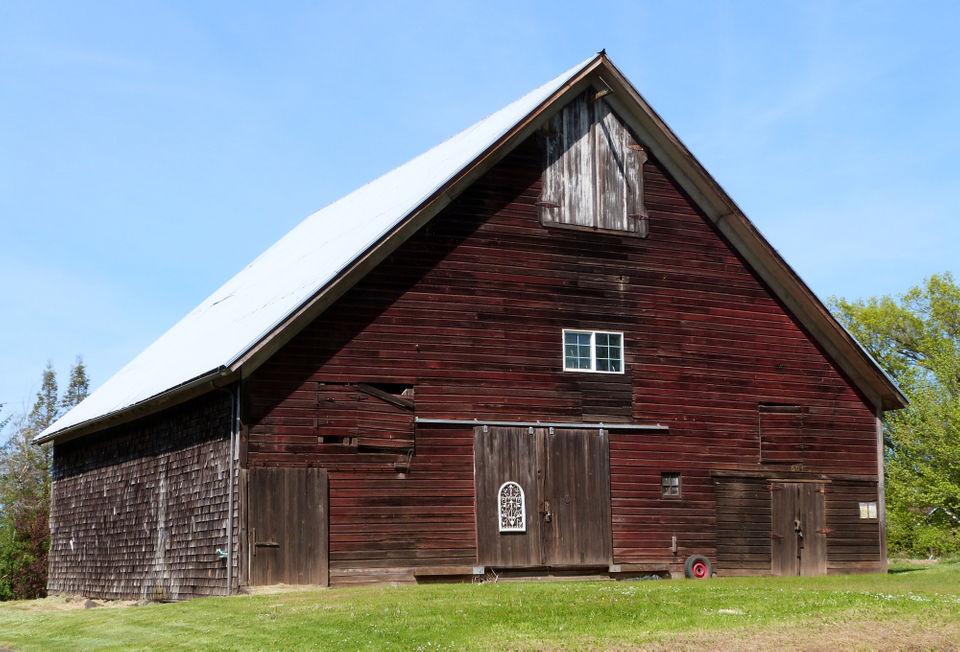 3. John B. Wennerberg Barn