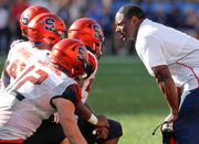 Dino Babers' ideal ending to Syracuse football QB situation is one he's seen before
