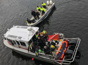 Person pulled from Charles River Saturday morning following two-hour dive team search