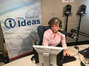Amy Eddings hosts WCPN's Morning Edition and co-produces Ideastream's Downtowner: My Cleveland