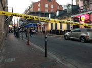 Bourbon Street shooting injures 2 early Friday morning, New Orleans police say