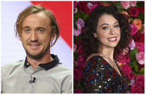 Birthday wishes go out to Tom Felton, Tatiana Maslany and all the other celebrities with birthdays today.  Check out our slideshow below to see more famous people turning a year older on September 22nd. -Mike Rose, cleveland.com