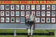 'March for the Fallen' honors service members at Fort Indiantown Gap: photos