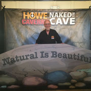 I went 'Naked in a Cave' at Howe Caverns, and here's what I saw (photos)