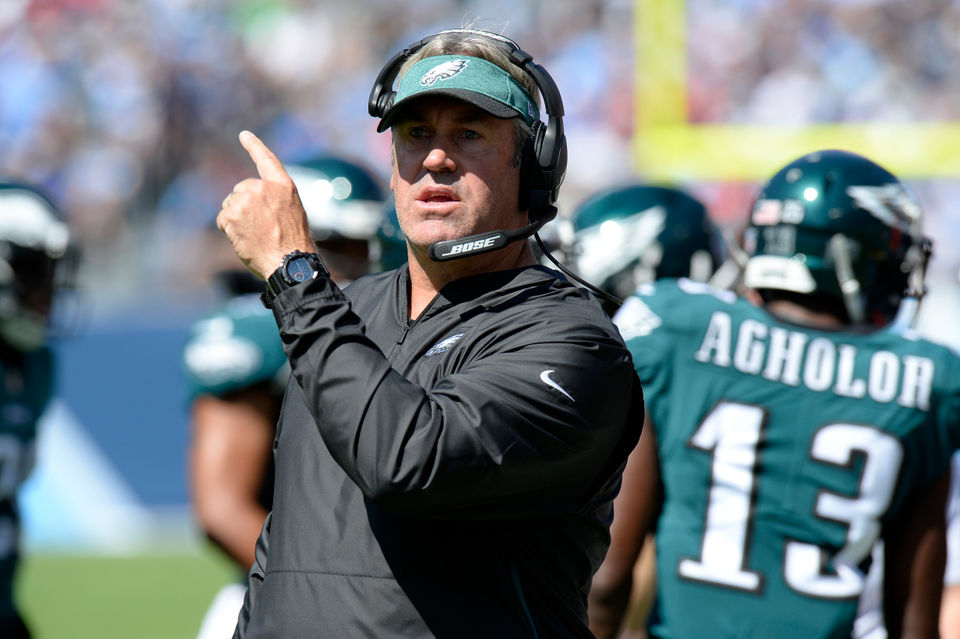 f3435717a02 Doug Pederson vows Eagles aren't dead yet | 7 takeaways from a scrappy  meeting with media
