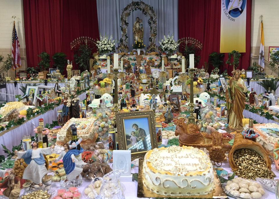 Gretna altars